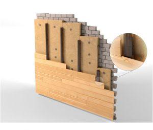 le bardage en bois ou pvc en compl ment d une isolation. Black Bedroom Furniture Sets. Home Design Ideas